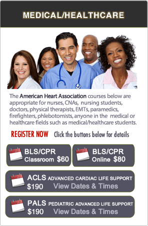 Marin County BLS Renewal